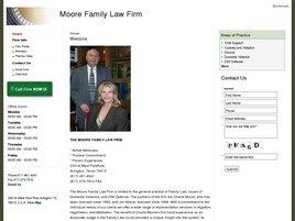Moore Family Law Firm (Arlington, Texas)