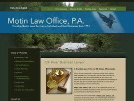 Motin Law Office, P.A. (Anoka Co., Minnesota)