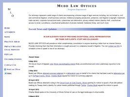 Mudd Law Offices (Indianapolis, Indiana)