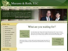 Murano & Roth, LLC (Essex Co., New Jersey)
