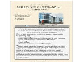 Murray, Kelly & Bertrand, P.C. (Woburn, Massachusetts)