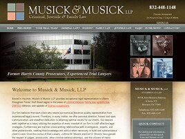Musick & Musick, L.L.P. (Houston, Texas)
