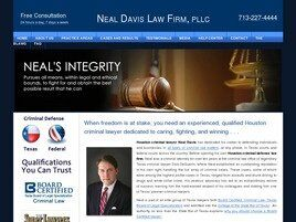 Neal Davis Law Firm, PLLC (Houston, Texas)