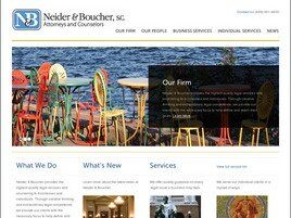 Neider & Boucher, S.C. (Dane Co., Wisconsin)
