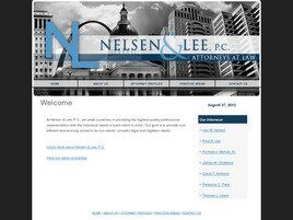 Nelsen & Lee, P.C. (St. Louis, Missouri)