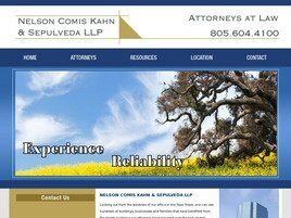 Nelson Comis Kettle & Kinney LLP (Ventura Co., California)