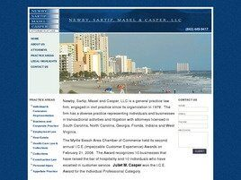 Newby, Sartip, Masel & Casper, LLC (Horry Co., South Carolina)