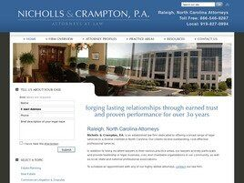 Nicholls & Crampton, P.A. (Raleigh, North Carolina)