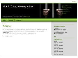 Nick A. Zotos, Attorney at Law (St. Charles Co., Missouri)
