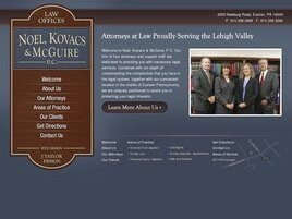 Noel, Kovacs & McGuire, P.C. (Easton, Pennsylvania)