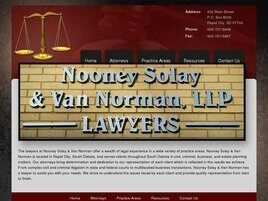 Nooney Solay & Van Norman, LLP (Rapid City, South Dakota)