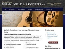 Norman Gillis & Associates, Inc. (Nashville, Tennessee)