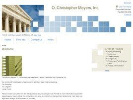 O. Christopher Meyers, Inc. (Lawton, Oklahoma)