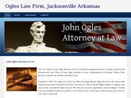 Ogles Law Firm (Lonoke, Arkansas)