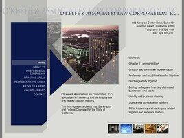 O'Keefe & Associates Law Corporation, P.C. (Newport Beach, California)