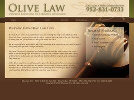 Olive Law Firm, P.A. (Richfield, Minnesota)
