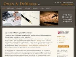 Owen & DeMarco PLC (Clarkston, Michigan)