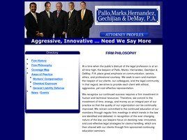 Pallo, Marks, Hernandez, Gechijian & DeMay, P.A. (Broward Co., Florida)