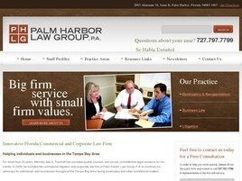 Palm Harbor Law Group, P.A. (New Port Richey, Florida)
