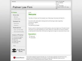 Palmer Law Firm (Dyersburg, Tennessee)
