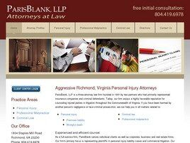 ParisBlank, LLP (Richmond, Virginia)