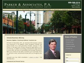 Parker & Associates, P.A. (Orange Co., Florida)