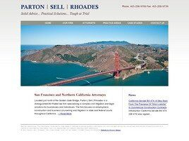 Parton Sell Rhoades A Professional Corporation (Santa Rosa, California)
