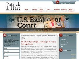 Patrick J. Hart Attorney at Law (Libertyville, Illinois)