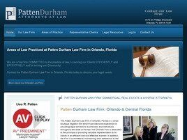 Patten Durham Law Firm (St. Cloud, Florida)