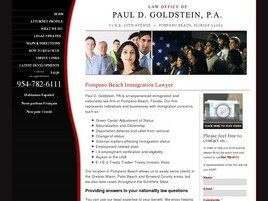 Paul D. Goldstein, P.A. (Plantation, Florida)