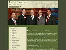 Paul, Elkind & Branz, Attorneys at Law (DeLand, Florida)