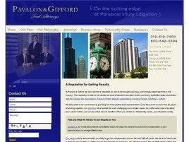 Pavalon & Gifford (Chicago, Illinois)