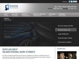 Payer Law Group (Kissimmee, Florida)