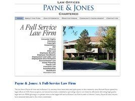 Payne & Jones Chartered (Overland Park, Kansas)