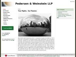 Pedersen & Weinstein LLP (Chicago, Illinois)
