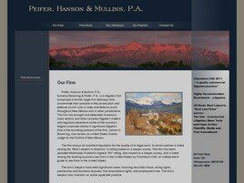 Peifer, Hanson & Mullins, P.A. (Albuquerque, New Mexico)
