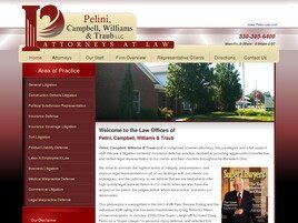 Pelini, Campbell, Williams & Traub LLC (Summit Co., Ohio)