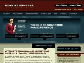 Pelley Law Office, L.L.P. (Plano, Texas)
