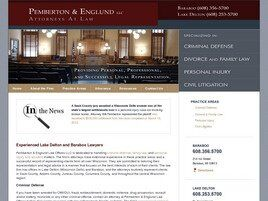 Pemberton & Englund Law Offices, LLC (Madison, Wisconsin)