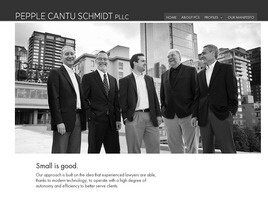 Pepple Cantu Schmidt PLLC (Clearwater, Florida)