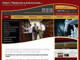 Percy, Tedeschi & Associates, P.C. (Brockton, Massachusetts)