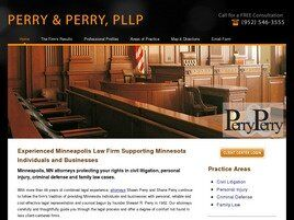 Perry & Perry, PLLP (Minneapolis, Minnesota)