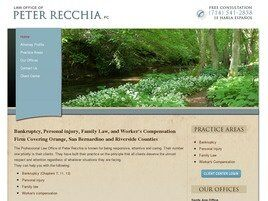 Law Office of Peter L. Recchia, PC (Orange Co., California)