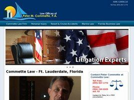 Law Offices of Peter M. Commette, P.A. (Fort Lauderdale, Florida)