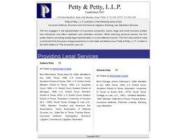 Petty & Petty, L.L.P. (Houston, Texas)