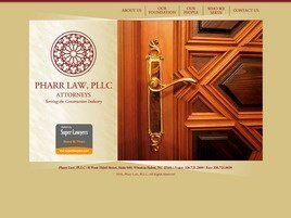 Pharr Law, PLLC (Winston-Salem, North Carolina)