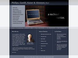 Phillips, Gardill, Kaiser & Altmeyer, PLLC (Charleston, West Virginia)
