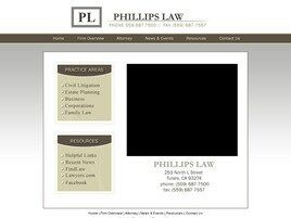 Phillips Law (Tulare Co., California)