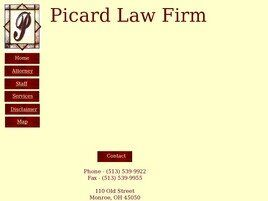 Picard Law Firm (Monroe, Ohio)