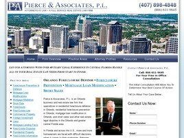 Pierce & Associates, P.L. (Orlando, Florida)